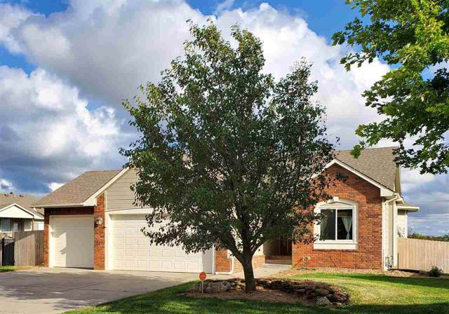 10817 W Waterside Ct, Maize, KS 67101 (MLS #572437) :: Lange Real Estate