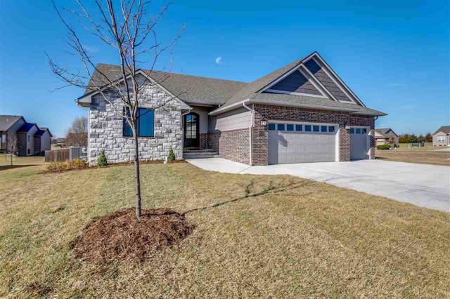 3525 N Bluestem, Rose Hill, KS 67133 (MLS #572451) :: Lange Real Estate