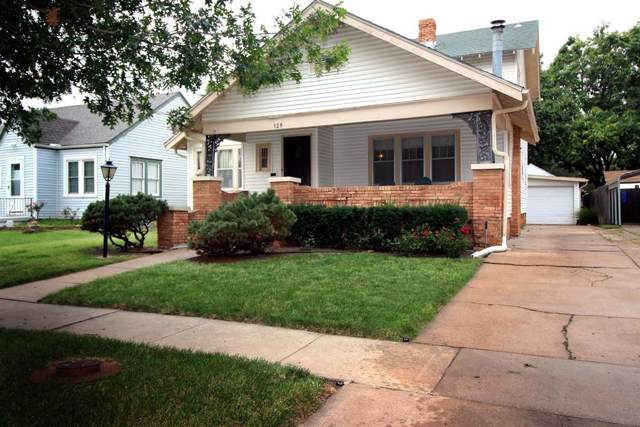 129 N Richmond Ave, Wichita, KS 67203 (MLS #572473) :: On The Move