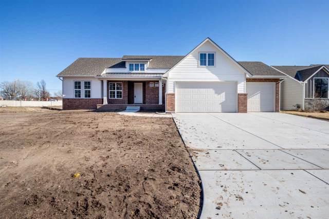 622 N Wheatland Ave, Wichita, KS 67235 (MLS #572536) :: On The Move