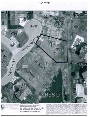 LOT 9 Block 1 High Point West Add, Wichita, KS 67235 (MLS #572619) :: On The Move