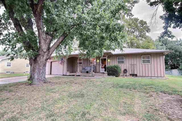 412 Cindy St, Goddard, KS 67052 (MLS #572653) :: Lange Real Estate