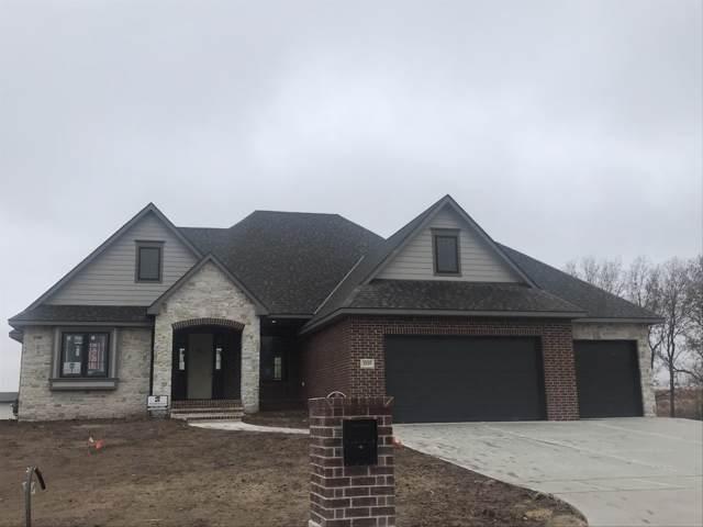 2525 N Paradise St, Wichita, KS 67205 (MLS #572665) :: Lange Real Estate