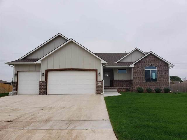 1522 N Blackstone St, Wichita, KS 67235 (MLS #572790) :: On The Move