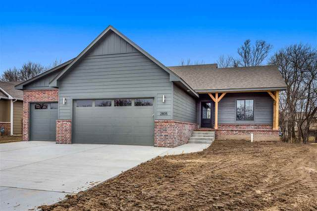 2805 E Mantane, Wichita, KS 67219 (MLS #572811) :: Lange Real Estate