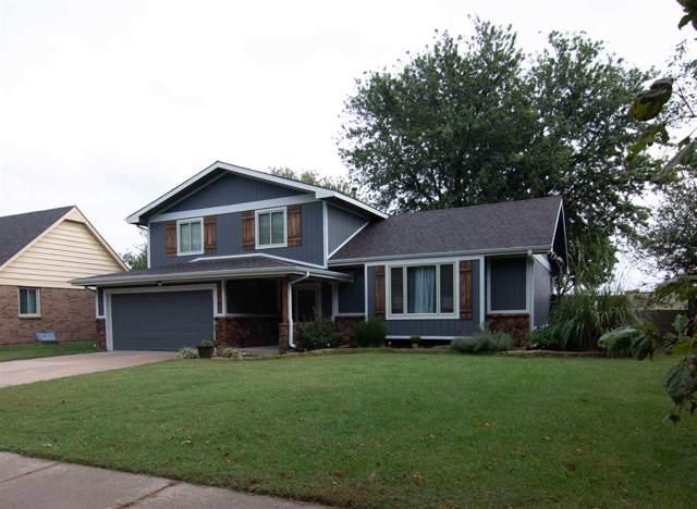 2216 N Hathway Cir, Wichita, KS 67226 (MLS #572918) :: Lange Real Estate