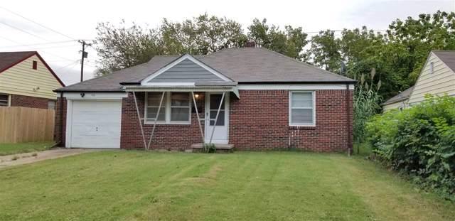 1712 N Belmont Ave, Wichita, KS 67208 (MLS #572933) :: Lange Real Estate