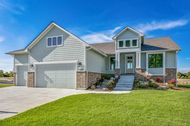6408 W Driftwood St, Wichita, KS 67205 (MLS #573095) :: Keller Williams Hometown Partners
