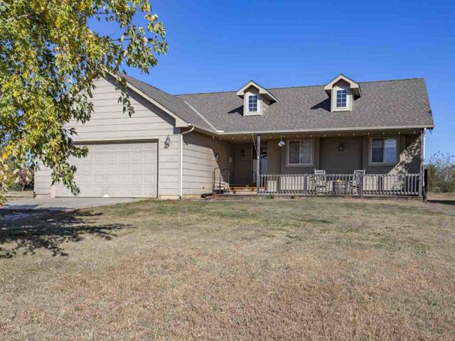 2810 W North Valley Rd., Sedgwick, KS 67135 (MLS #573152) :: Graham Realtors