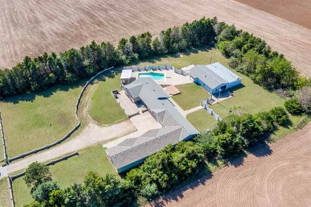 7445 S 263rd St W, Viola, KS 67149 (MLS #573195) :: Lange Real Estate