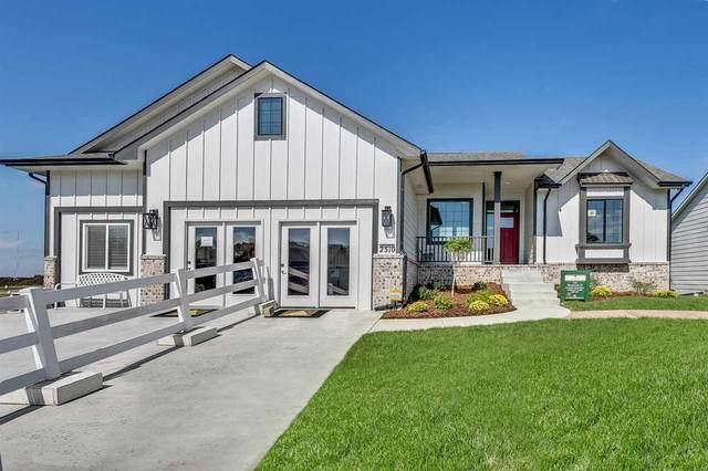 2510 N Quartz St, Andover, KS 67002 (MLS #573304) :: Kirk Short's Wichita Home Team