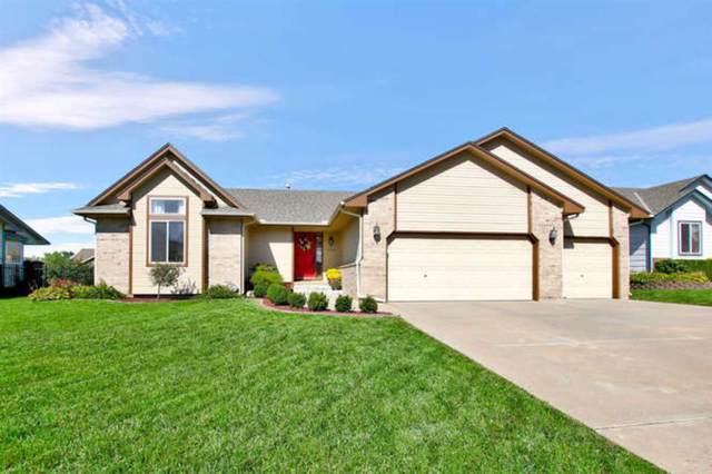 1054 N Bedford Ct, Wichita, KS 67206 (MLS #573408) :: Lange Real Estate