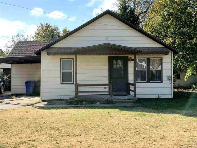 307 W Grand Ave, Hillsboro, KS 67063 (MLS #573642) :: Lange Real Estate