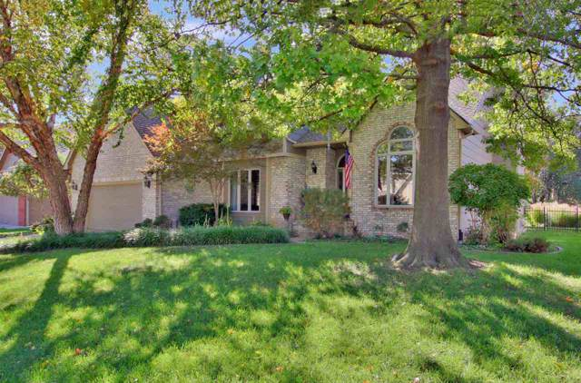 2307 N Tee Time Ct, Wichita, KS 67205 (MLS #573656) :: Lange Real Estate