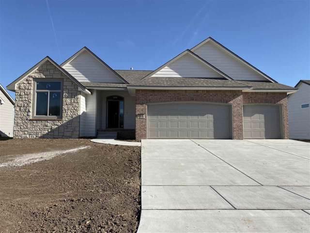 614 N Wheatland Ave, Wichita, KS 67235 (MLS #573896) :: Pinnacle Realty Group