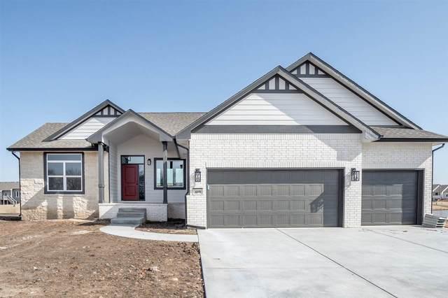 610 N Wheatland Ave, Wichita, KS 67235 (MLS #573907) :: On The Move