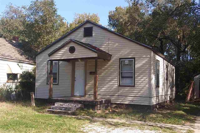 912 N Grove St, Wichita, KS 67214 (MLS #573992) :: Lange Real Estate