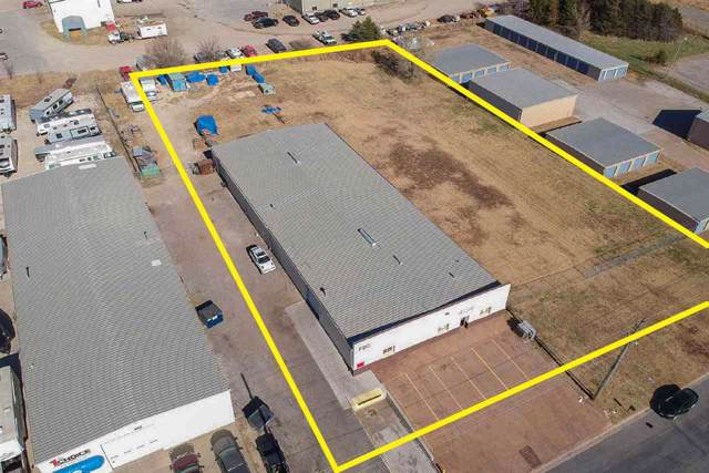 404 E Industrial Rd, Goddard, KS 67052 (MLS #574025) :: Pinnacle Realty Group