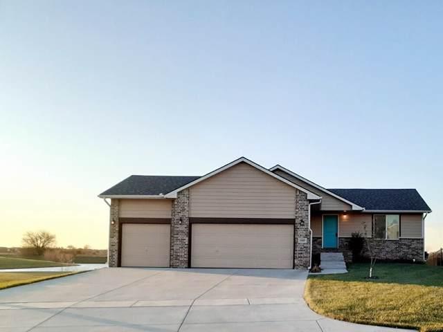 11603 W Wilkinson, Maize, KS 67101 (MLS #574437) :: Lange Real Estate