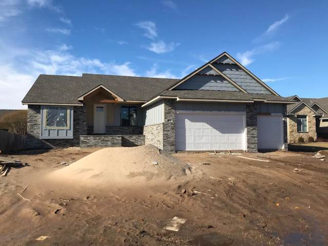 6226 W Kollmeyer Ct, Wichita, KS 67205 (MLS #574550) :: Lange Real Estate