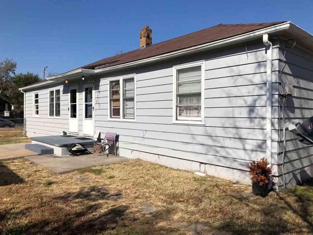 1532 S Wichita St., Wichita, KS 67213 (MLS #574604) :: On The Move