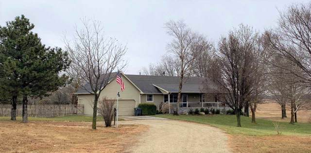 11402 N West St, Valley Center, KS 67147 (MLS #574753) :: Graham Realtors