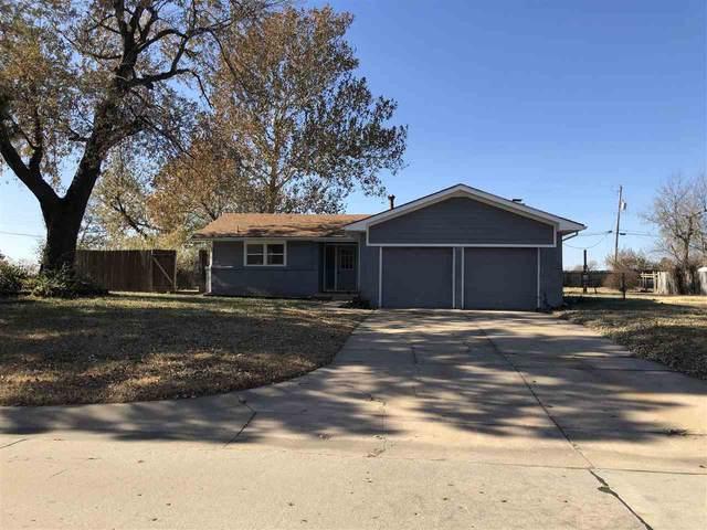2331 N Yale Ave, Wichita, KS 67220 (MLS #574863) :: Graham Realtors