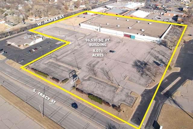 350 S Tracy St, Wichita, KS 67209 (MLS #574958) :: On The Move