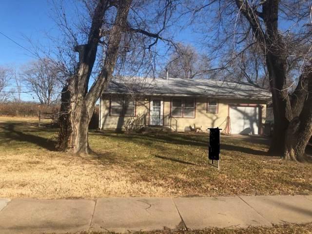 1624 Webb Ave, El Dorado, KS 67042 (MLS #575001) :: On The Move