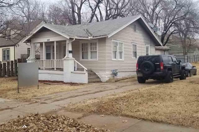 1512 N Erie Ave, Wichita, KS 67214 (MLS #575056) :: Pinnacle Realty Group