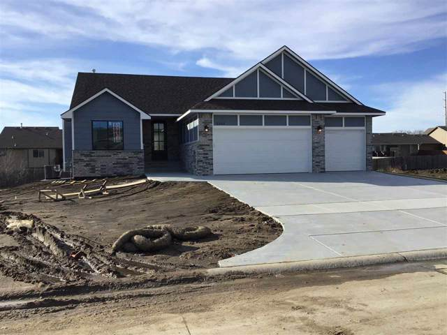 5315 N Pebblecreek Ct., Bel Aire, KS 67226 (MLS #575359) :: Lange Real Estate