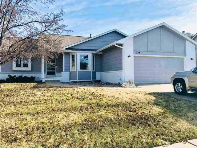 524 N Ridgehurst St, Wichita, KS 67230 (MLS #575454) :: Lange Real Estate