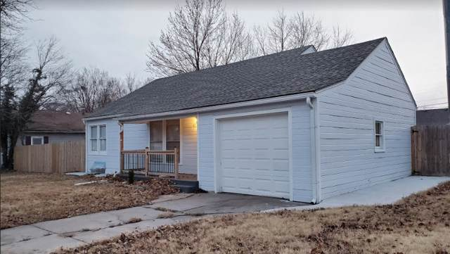 857 N Dellrose St, Wichita, KS 67208 (MLS #575461) :: Lange Real Estate