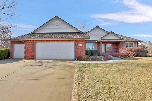 237 S Breezy Pointe Ct, Wichita, KS 67235 (MLS #575500) :: Lange Real Estate