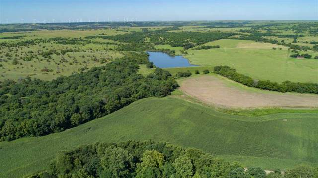 N & E of Mule Rd And Rd 8 - Tract 1, Howard, KS 67349 (MLS #575631) :: Lange Real Estate