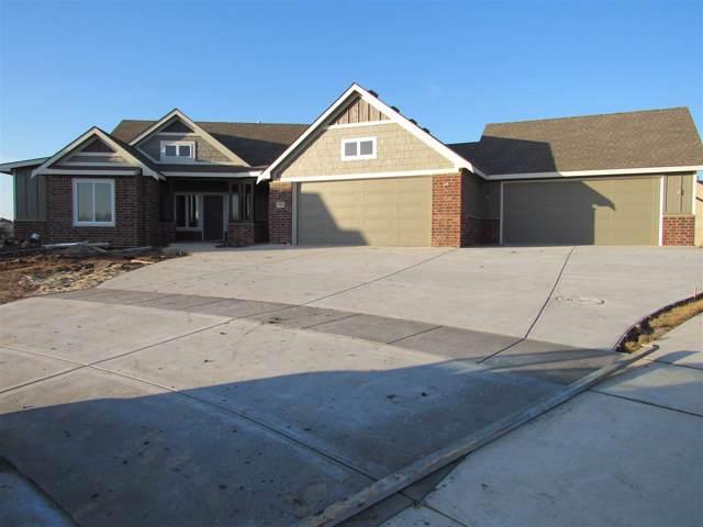 1022 N Liberty Cir, Wichita, KS 67235 (MLS #575674) :: Lange Real Estate