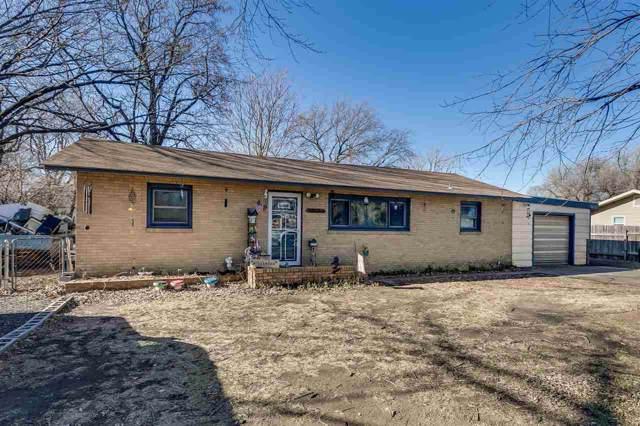 5519 N Salina Ave, Wichita, KS 67204 (MLS #575755) :: On The Move