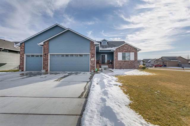 705 E Sprucewood Cir, Park City, KS 67147 (MLS #575758) :: Lange Real Estate