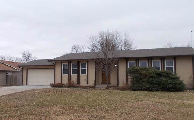 125 W Brazos Dr, Goddard, KS 67052 (MLS #575910) :: Lange Real Estate