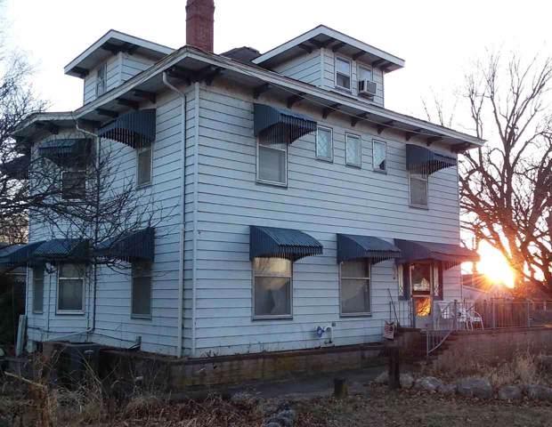 601 W 9th Ave, Winfield, KS 67156 (MLS #575985) :: Lange Real Estate