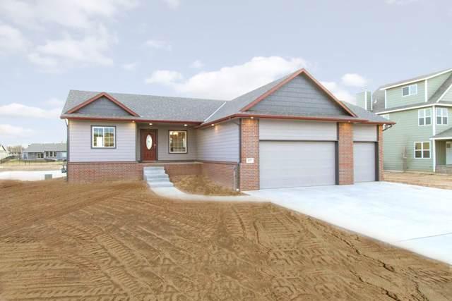 427 E Kay Ave, Haysville, KS 67060 (MLS #576097) :: Lange Real Estate