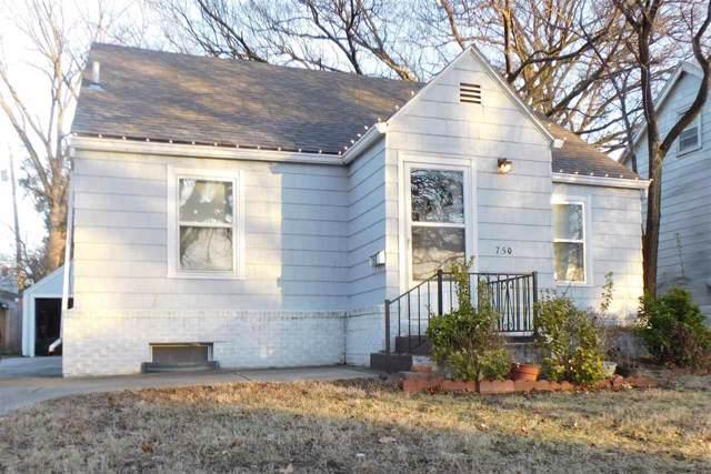 750 S Holyoke, Wichita, KS 67218 (MLS #576106) :: Lange Real Estate