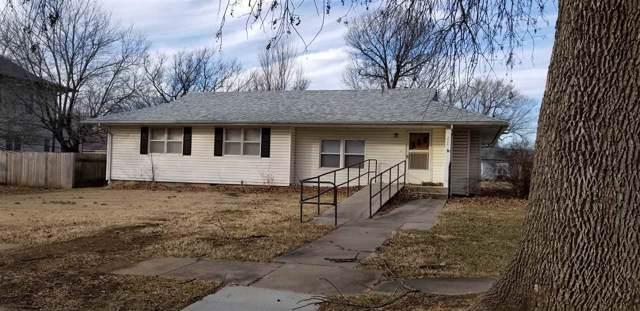 224 S Cedar St, Howard, KS 67349 (MLS #576107) :: On The Move