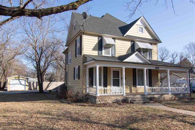 702 Main St, Halstead, KS 67056 (MLS #576137) :: Pinnacle Realty Group
