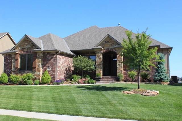 4404 W Shoreline St, Wichita, KS 67205 (MLS #576142) :: Lange Real Estate