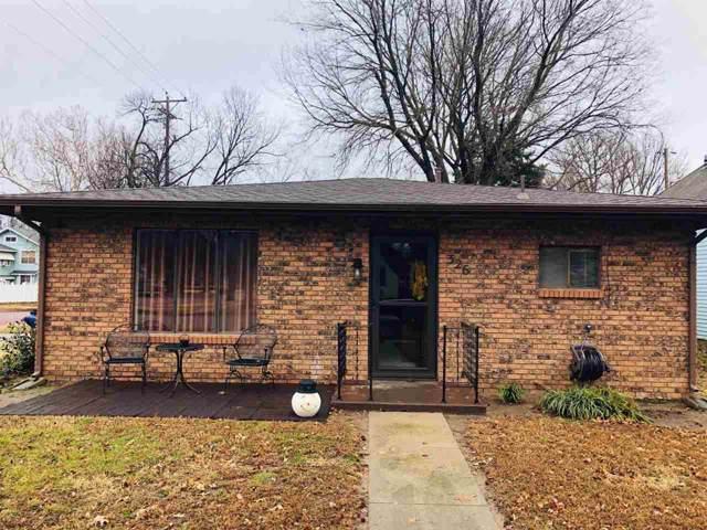 326 N 3rd St, Arkansas City, KS 67005 (MLS #576344) :: Lange Real Estate