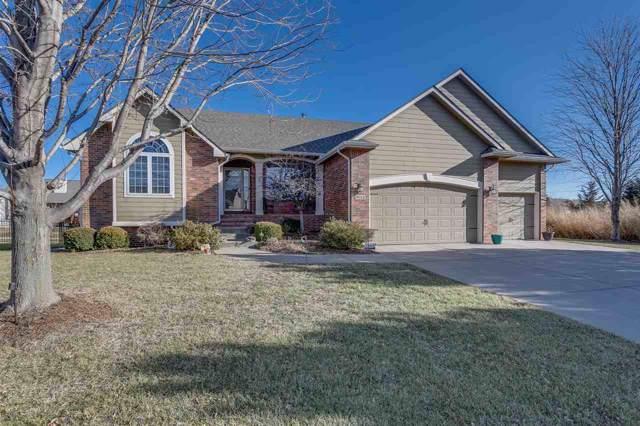 9019 W Silver Hollow Ct, Wichita, KS 67205 (MLS #576347) :: On The Move