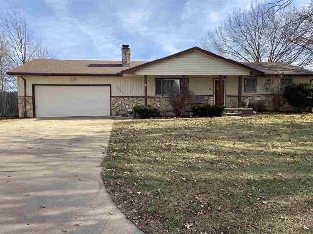 324 N Bentwood, Rose Hill, KS 67133 (MLS #576558) :: Lange Real Estate