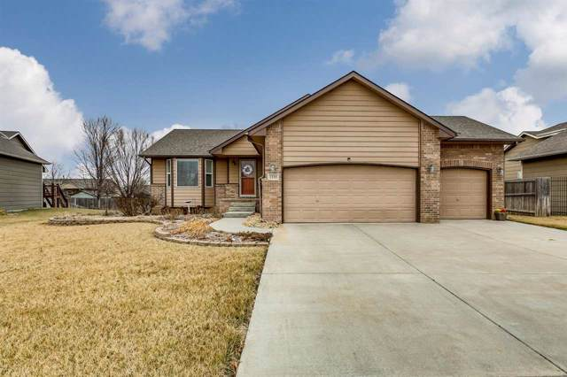 1220 N Oak Ridge Circle, Goddard, KS 67052 (MLS #576563) :: Pinnacle Realty Group