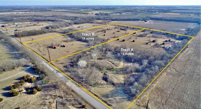 East of Parallel Rd And Butler Rd - Tract A, Benton, KS 67017 (MLS #576570) :: Graham Realtors
